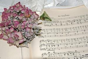 Gesang bei Trauerfeier